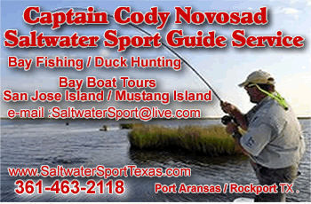 Captain Cody Novosad, welcome's all anglers, regardless of experience Level. We are here to help you learn and have a great time on the water